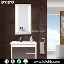 Bathroom Mirror With Tv by Bathroom Smart Mirror