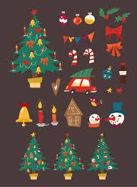 christmas tree skillshare projects