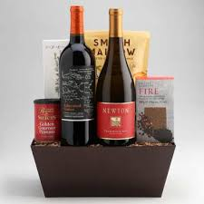 wine basket gifts beautiful wine gift baskets you ll be proud to send or receive
