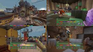 Fallout Interactive Map by Minecraft Fallout Battle Map Pack On Ps4 Official Playstation