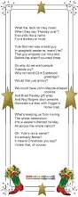 christmas poem secret pal ideas from author chelly wood