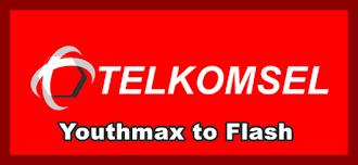 spoof host youthmax telkomsel cara mengubah kuota youthmax menjadi kuota flash atau reguler