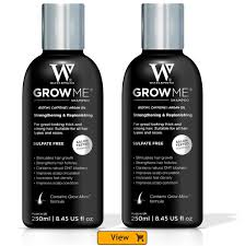 growpro hair vitamins hair growth vitamins by watermans