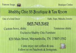Shabby Chic Boutique Clothing by Shabby Chic 33 Boutique U0026 Tea Room Historic Union County
