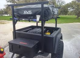 Sears Tent And Awning Yakima 122 Best Trailer Racks How To Build Images On Pinterest Camping