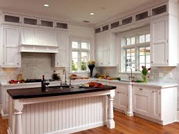 White Beadboard Kitchen Cabinets Kitchen Ideas Beadboard Tile Backsplash Shaker Kitchen Cabinets