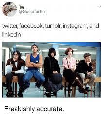 Gym Memes Tumblr - twitter facebook tumblr instagram and linkedin freakishly accurate