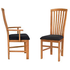 Made Dining Chairs In Stock Mission Style Dining Chairs Solid Wood Furniture