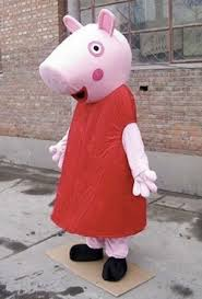 Halloween Costumes Pig Peppa Pig Party Ideas Girls Birthday Maggwire