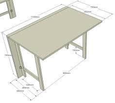 plan de bureau en bois confection d un bureau mural forum bois garage