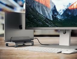 Desk Laptop Stand by Satechi Vertical Aluminum Laptop Stand Gadget Flow
