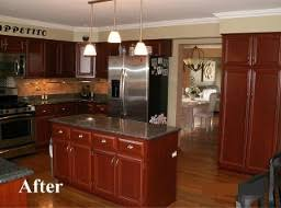 Kitchen Cabinet Refacers Hinsdale Cabinets Refacer Oakbrook Kitchen Cabinet Refinishing