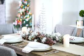 nice christmas table decorations how to decorate christmas table table decor rustic table decor