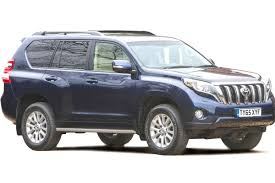 toyota land cruiser suv review carbuyer