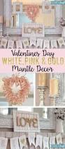 Valentine S Day Decorations Ideas Diy by 138 Best Diy Valentine U0027s Day Crafts Images On Pinterest
