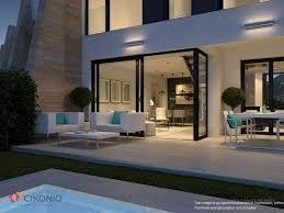 chambres contemporaines villamartin villas contemporaines 3 chambres et superbe vue sur la
