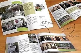real estate brochure brochure templates creative market