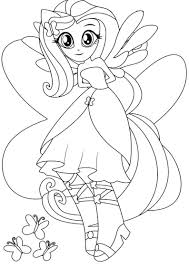little pony equestria girls coloring pages