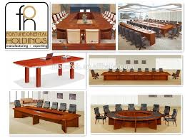 U Shaped Conference Table U Shaped Conference Room Meeting Table Foh Td Am1207 B View U