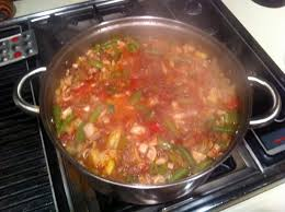 quick and healthy vegetable beef soup low carb and ww friendly