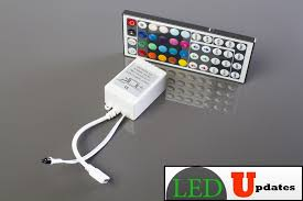 rgb led light controller wireless rgb led light controller with remote 6 amps led updates