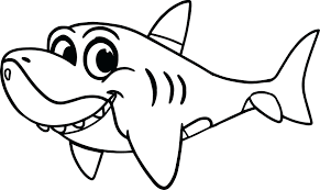 hammerhead shark coloring pages print free printable tale tiger