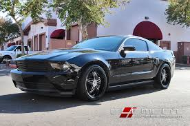 Mustang Black Rims Ford Mustang Wheels And Tires 18 19 20 22 24 Inch