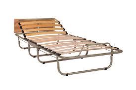 Single Folding Bed Single Folding Guest Bed With Headboard Luxury Memory Foam