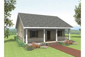 eplans cottage house plan rustic cottage 1007 square feet and