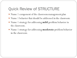 behavior management plan creating a behavior management plan