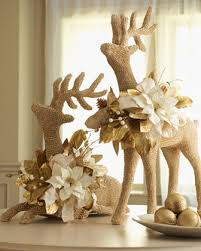 Indoor Reindeer Decorations For Christmas how to make reindeer decorations with a variety of themes