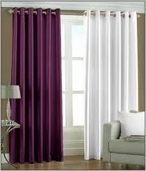 Purple And White Curtains Purple And White Curtains Shop Sheer Eyelet Bedding Ishoppy