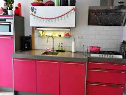 Modern Kitchen Interior Modern Small Kitchen Color Design Ideas Red Grey And White