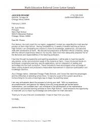 Educational Cover Letter Online Math Tutor Cover Letter Gym Instructor Cover Letter