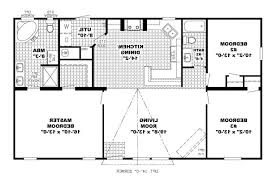 ranch house floor plans open plan baby nursery single ranch style house plans single