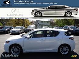 lexus starfire white 2012 lexus ct 200h hybrid premium in starfire white pearl photo 7