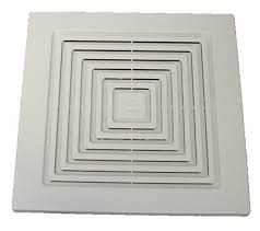 nutone bathroom fan cover broan nutone 97011723 ceiling fan grille with springs bathroom fan