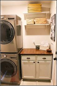 Washer And Dryer Cabinet Building Cabinets To Hide Washer And Dryer Cabinet Home