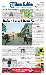 tribun kaltim 18 januari 2009 by tohir tribun issuu