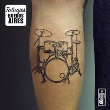 best 25 drum tattoo ideas on pinterest drummer tattoo music