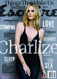 Magazine Usa Charlize Theron Esquire Usa 2015 01 Gotceleb