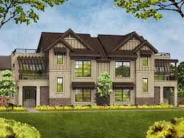 Homeview Design Inc by Boise New Homes Park Place Townhomes Barber Station