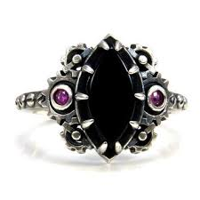 steunk engagement ring best onyx engagement rings products on wanelo