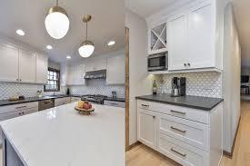 Kitchen Cabinets Naperville Justin U0026 Carina U0027s Kitchen Remodel Pictures Home Remodeling