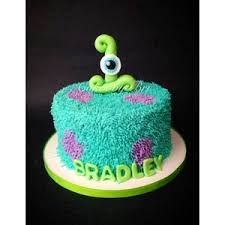 monsters inc birthday cake monsters inc cakes inc international concepts polyvore
