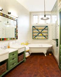 Eclectic Bathroom Ideas Great Bath Country Chic Style Whimsical Bathroom Eclectic