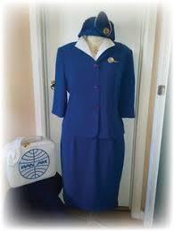 Pan Halloween Costume Stewardess Costume Halloweenie Stewardess
