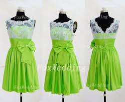 29 best lime green bridesmaid dress images on pinterest lime