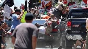 charlottesville attack new photos from the crash scene reveal