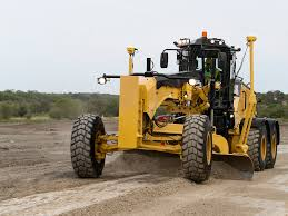 caterpillar u0027s new 14m3 is a better motor grader in just about